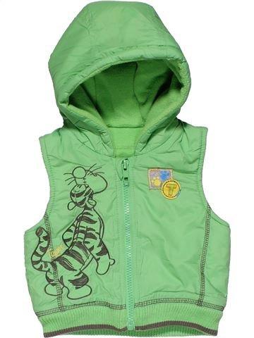 Vest boy GEORGE green 6 months winter #28906_1