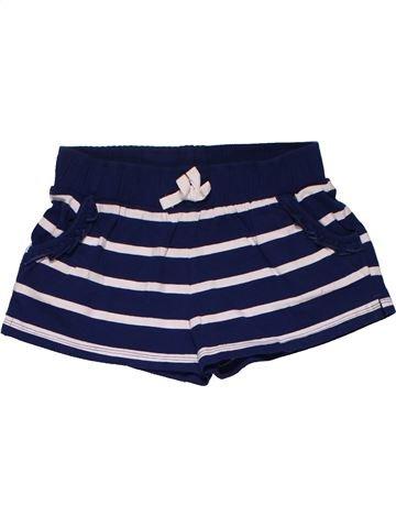 Short pants girl MATALAN gray 7 years summer #29183_1