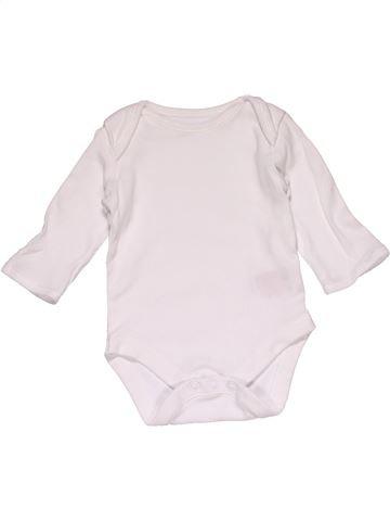 Long jumpsuit unisex MOTHERCARE white 1 month winter #29295_1