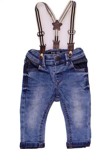 Jeans boy NEXT blue 6 months summer #29324_1