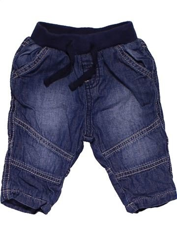 Jeans boy TU blue 3 months summer #29327_1