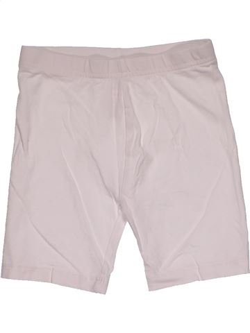 Short pants girl GEORGE white 5 years summer #29357_1
