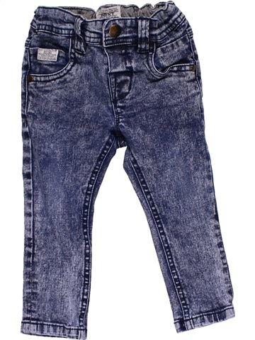Jeans boy NEXT purple 12 months summer #29395_1