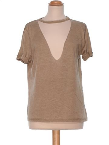 Short Sleeve Top woman MISSGUIDED UK 6 (S) summer #29660_1