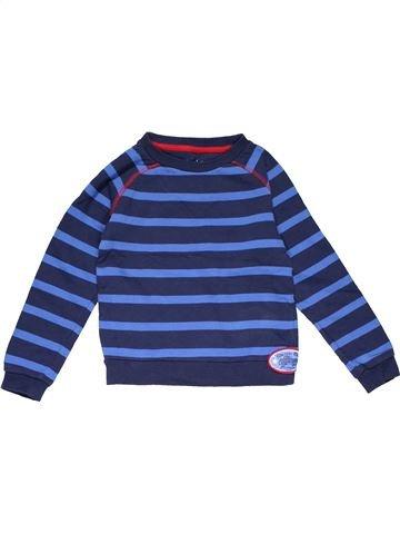 Sweatshirt boy KIDS blue 8 years winter #29712_1