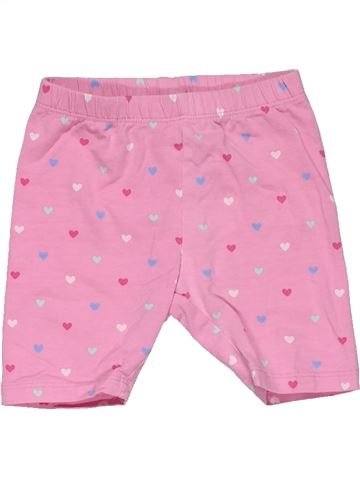 Short pants girl TU pink 18 months summer #29768_1