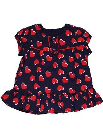 Dress girl NO BRAND pink 9 months summer #29775_1