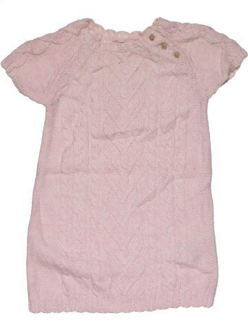 Dress girl H&M pink 18 months winter #29812_1