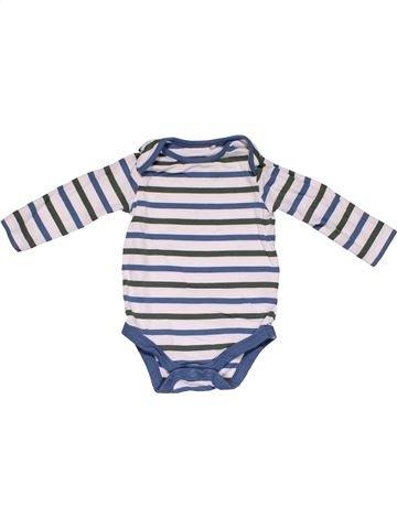 Long jumpsuit boy TU blue 6 months winter #29883_1
