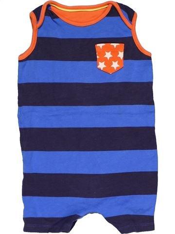 Short jumpsuit boy MARKS & SPENCER blue 12 months summer #29951_1