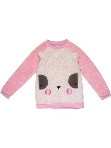 Sweatshirt girl MINI CLUB pink 6 years winter #30001_1