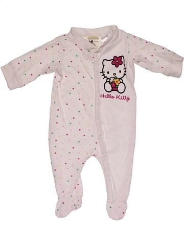 Long jumpsuit girl H&M white 1 month winter #30045_1
