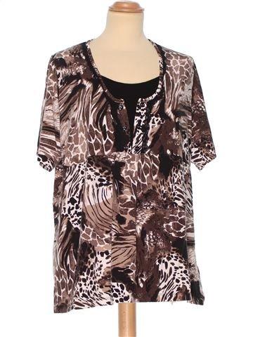 Short Sleeve Top woman CANDA XL summer #3004_1