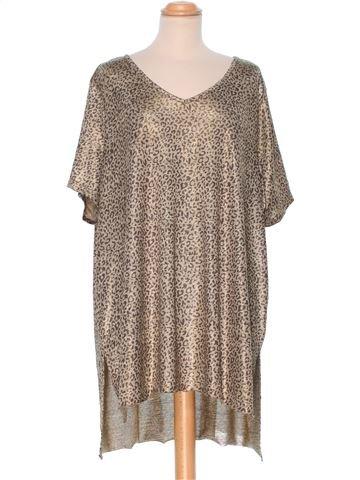 Short Sleeve Top woman MS MODE XXL summer #30084_1