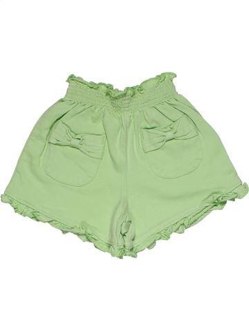 Short pants girl MOTHERCARE green 2 years summer #30290_1