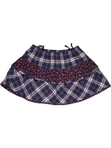 Skirt girl NO BRAND gray 6 years summer #30295_1