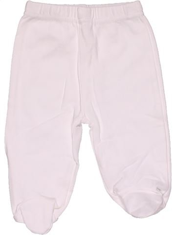 Trouser unisex NO BRAND white 1 month winter #30306_1