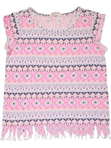Short sleeve T-shirt girl H&M pink 14 years summer #30332_1