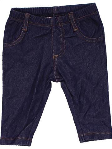 Trouser girl NEXT blue 3 months winter #30386_1