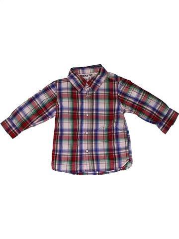 Long sleeve shirt boy C&A gray 12 months summer #31065_1