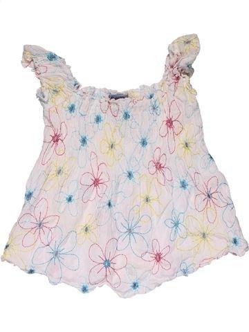 Dress girl PUMPKIN PATCH white 18 months summer #31161_1