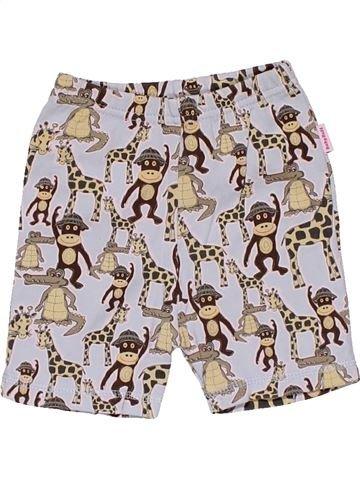 Short pants boy BABY BUTT pink 12 months summer #31220_1