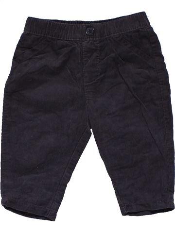 Trouser boy BABY CLUB dark blue 3 months winter #31279_1