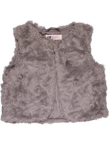 Vest girl H&M gray 3 years winter #31313_1
