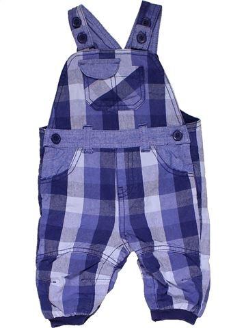 Short jumpsuit boy MATALAN blue 6 months winter #31347_1