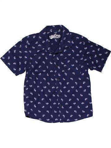 Short sleeve shirt boy WEST COAST blue 3 years summer #31511_1