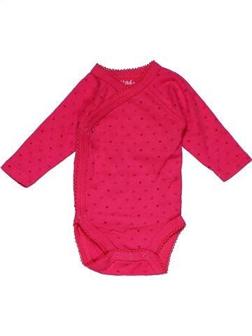 Long jumpsuit girl NO BRAND pink 1 month summer #31552_1