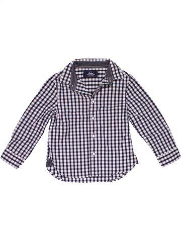 Long sleeve shirt boy REBEL purple 3 years summer #31562_1