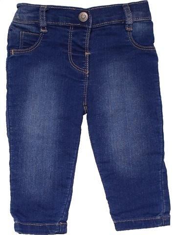 Jeans boy MATALAN blue 9 months winter #31657_1