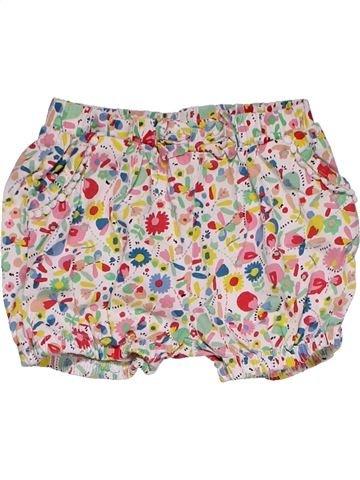Short pants girl TU beige 4 years summer #31685_1