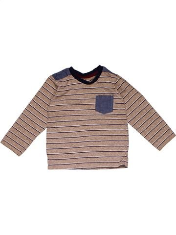 Long sleeve T-shirt boy MATALAN pink 2 years summer #31726_1