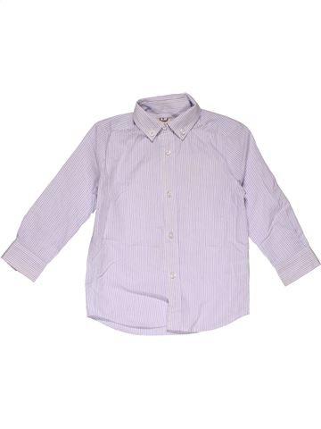 Long sleeve shirt boy BHS white 2 years winter #31775_1