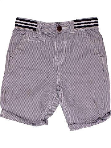 Capri pants boy GEORGE gray 4 years summer #31785_1