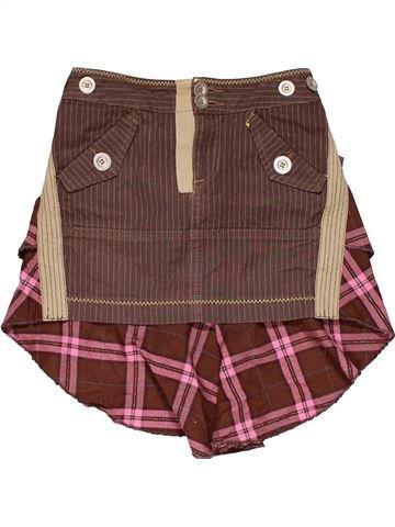 Skirt girl NOLITA purple 6 years summer #31789_1