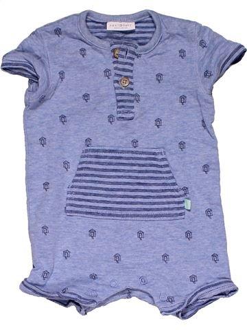 Short jumpsuit boy NEXT blue 3 months summer #31878_1