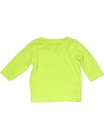 Long sleeve T-shirt boy NEXT green 6 months winter #31879_1