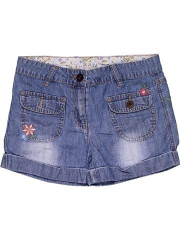 Short pants girl GEORGE blue 11 years summer #31906_1