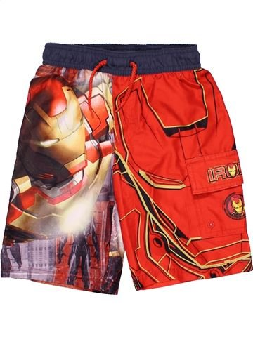 Swimsuit boy GEORGE red 5 years summer #31951_1