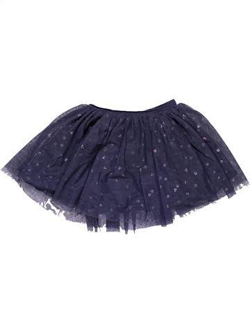 Skirt girl H&M blue 4 years summer #31964_1