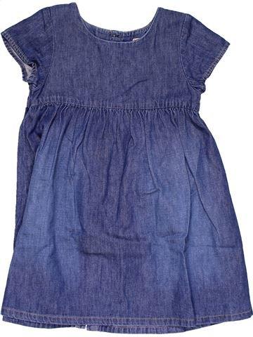 Dress girl NEXT blue 4 years summer #31997_1