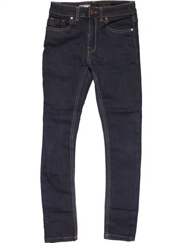 Jeans boy NEXT blue 10 years winter #32044_1