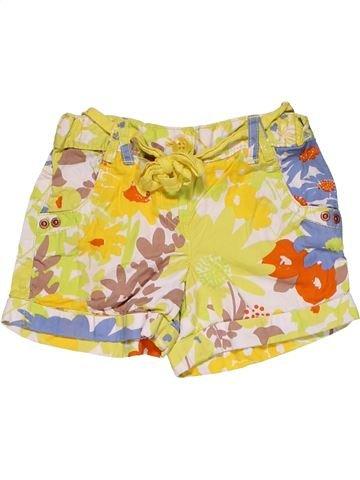 Short pants girl MARKS & SPENCER green 4 years summer #32047_1