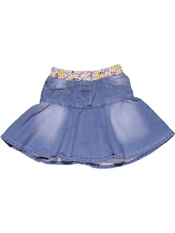 Skirt girl NUTMEG blue 5 years summer #32063_1