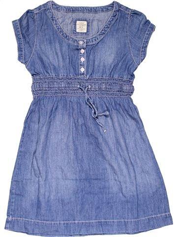 Dress girl L.O.G.G. blue 11 years summer #32106_1