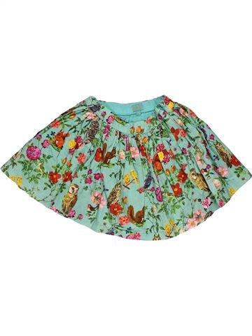Skirt girl ROOM SEVEN green 7 years summer #32114_1