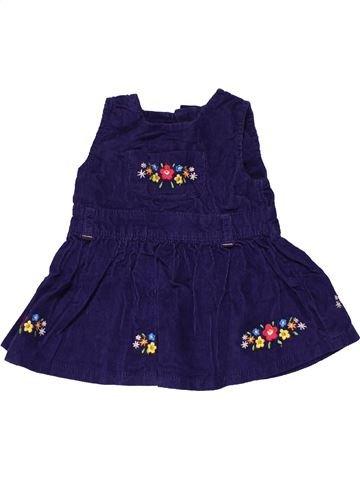 Dress girl BHS blue 3 months summer #32290_1